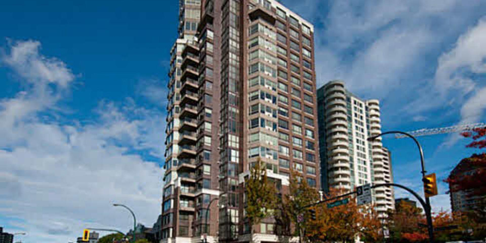 405 - 1003 Pacific Street, West End VW, Vancouver West