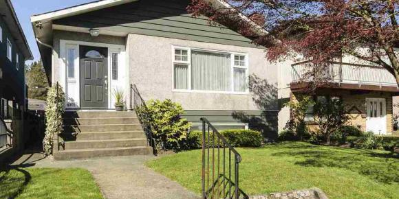 6805 Sherbrooke Street, South Vancouver, Vancouver East