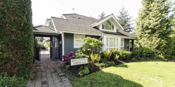2 - 227 E 11th Street, Central Lonsdale, North Vancouver