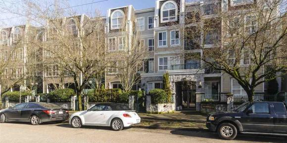 304 - 3278 Heather Street, Cambie, Vancouver West
