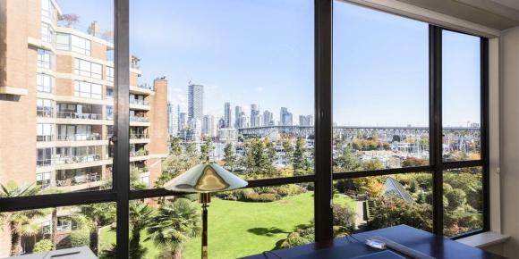 507 - 1470 Pennyfarthing Drive, False Creek, Vancouver West