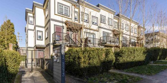 110 - 2273 Triumph Street, Hastings, Vancouver East