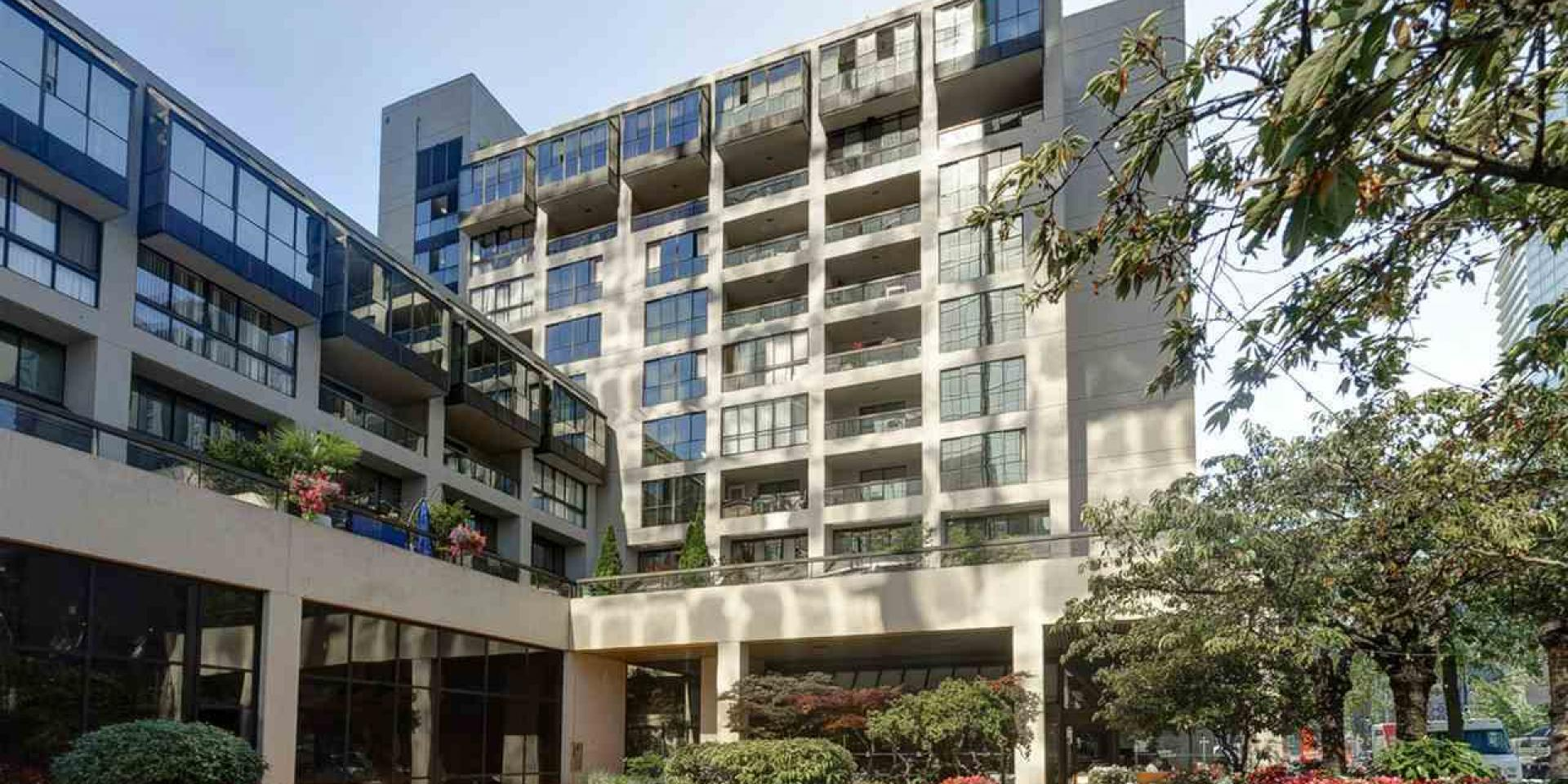 702 - 850 Burrard Street, Downtown VW, Vancouver West