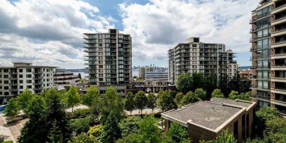603 - 151 W 2nd Street, Lower Lonsdale, North Vancouver