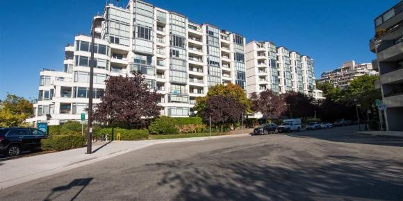 407 - 456 Moberly Road, False Creek, Vancouver West